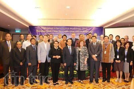 Hòa bình, an ninh ở Biển Đông là cơ sở phát triển thịnh vượng khu vực ảnh 2