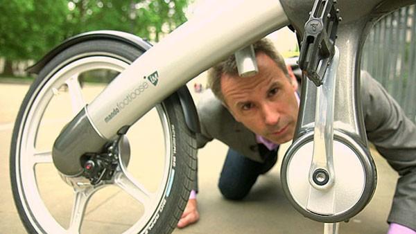 Mando Footloose - Xe đạp điện không xích đầu tiên trên thế giới ảnh 9