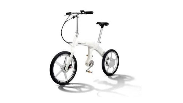 Mando Footloose - Xe đạp điện không xích đầu tiên trên thế giới ảnh 1