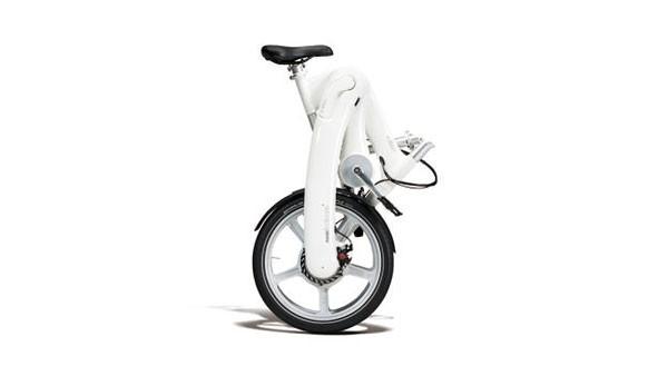 Mando Footloose - Xe đạp điện không xích đầu tiên trên thế giới ảnh 3