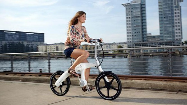 Mando Footloose - Xe đạp điện không xích đầu tiên trên thế giới ảnh 4