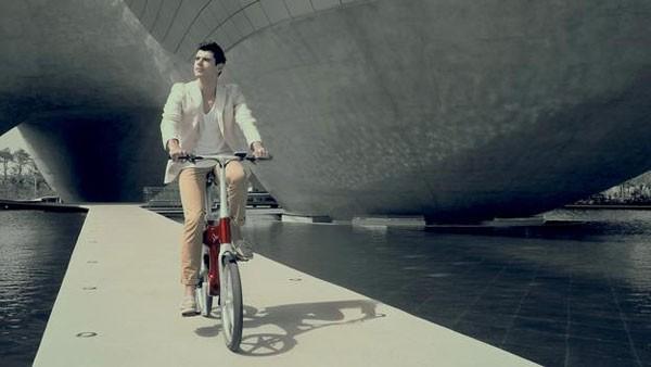 Mando Footloose - Xe đạp điện không xích đầu tiên trên thế giới ảnh 5