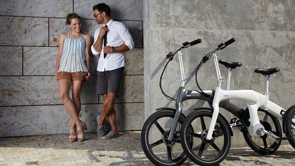 Mando Footloose - Xe đạp điện không xích đầu tiên trên thế giới ảnh 6