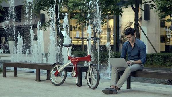 Mando Footloose - Xe đạp điện không xích đầu tiên trên thế giới ảnh 7