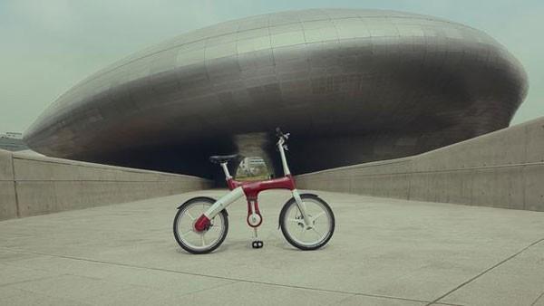 Mando Footloose - Xe đạp điện không xích đầu tiên trên thế giới ảnh 8