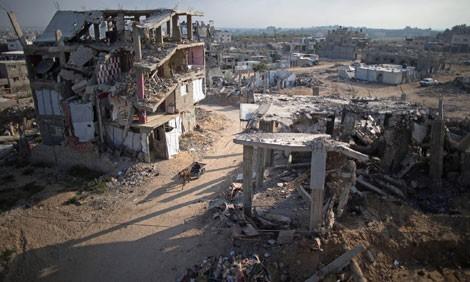 Israel đối đầu Liên Hiệp Quốc ảnh 3