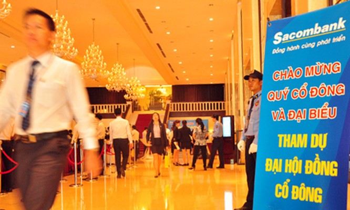 Cổ đông Sacombank chấp thuận sáp nhập Southern Bank ảnh 3