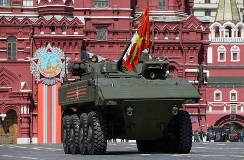 Trung Quốc sắp biên chế xe bọc thép nhái Boomerang của Nga ảnh 1