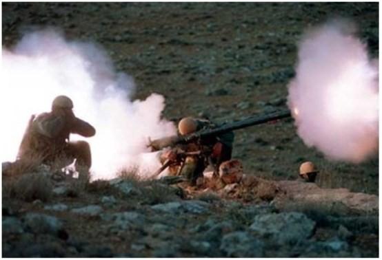 RPG chống xe tăng hiện đại, sức mạnh chiến tranh du kích Việt Nam ảnh 6