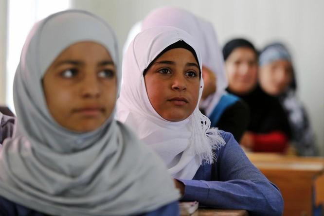 Chùm ảnh trẻ em Trung Đông trong chiến tranh ảnh 6