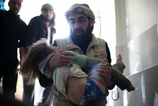 Chùm ảnh trẻ em Trung Đông trong chiến tranh ảnh 12