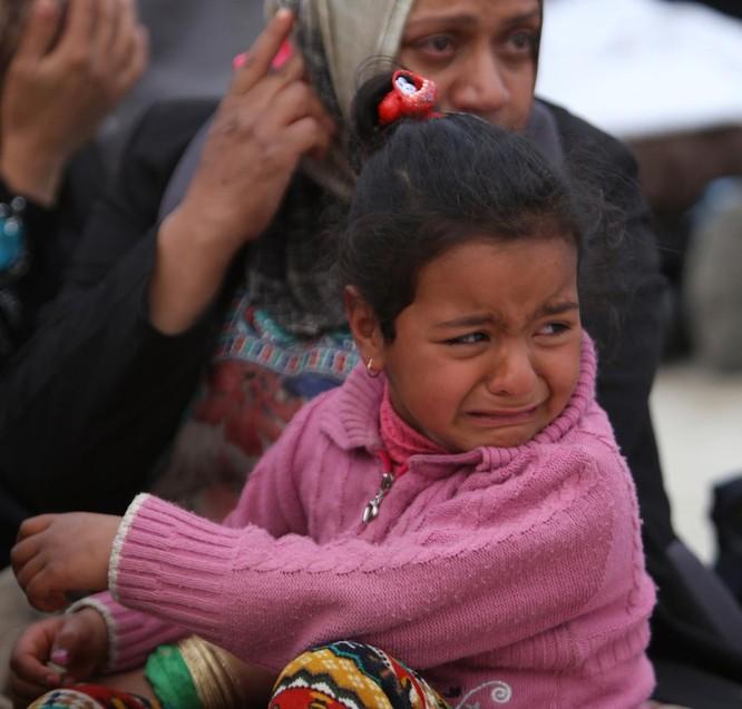Chùm ảnh trẻ em Trung Đông trong chiến tranh ảnh 15