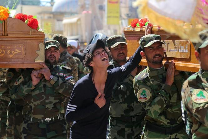 Chùm ảnh trẻ em Trung Đông trong chiến tranh ảnh 26