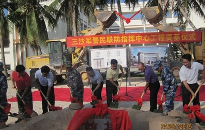 Trung Quốc ráo riết hiện thực hóa mưu đồ thôn tính Hoàng Sa ảnh 6