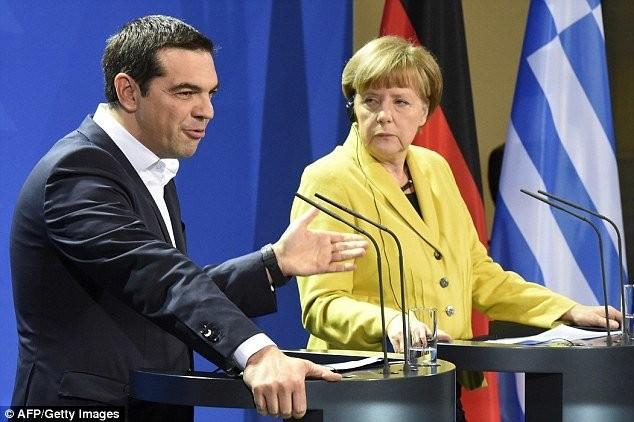 Thủ tướng Đức Merkel tái tranh cử nhiệm kỳ thứ 4 ảnh 2