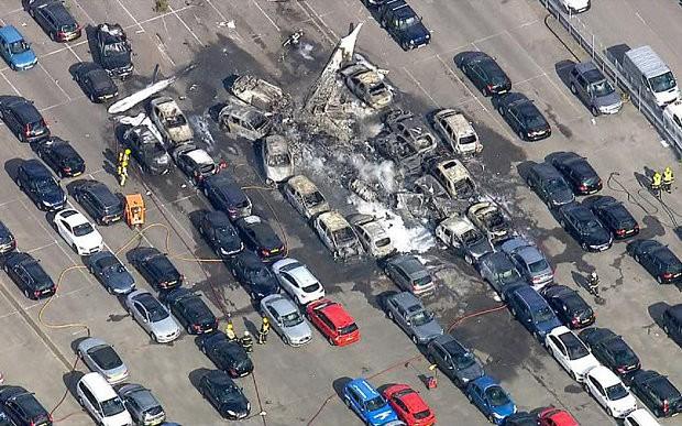 Người nhà Osama bin Laden chết trong tai nạn máy bay ở Anh ảnh 1