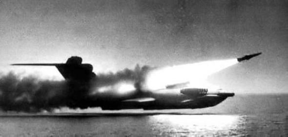 Nga phát triển máy bay hiệu ứng mặt đất mang tên lửa hành trình ảnh 1