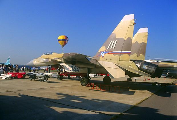 Tương lai, Su-35 sẽ dẫn đầu trên thị trường xuất khẩu ảnh 1