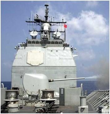 Khám phá tàu tuần dương tên lửa Mỹ lớp Ticonderoga ảnh 3
