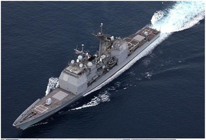 Khám phá tàu tuần dương tên lửa Mỹ lớp Ticonderoga ảnh 4