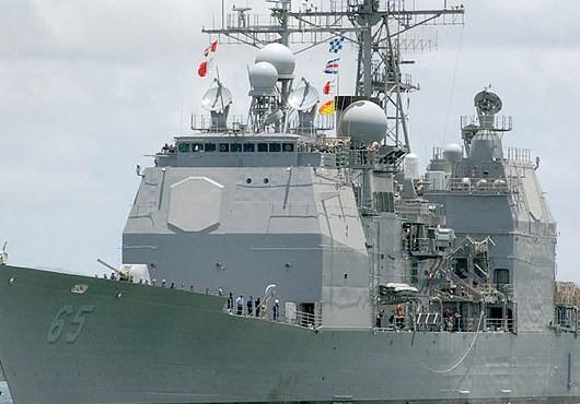 Khám phá tàu tuần dương tên lửa Mỹ lớp Ticonderoga ảnh 6