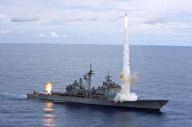 Khám phá tàu tuần dương tên lửa Mỹ lớp Ticonderoga ảnh 7
