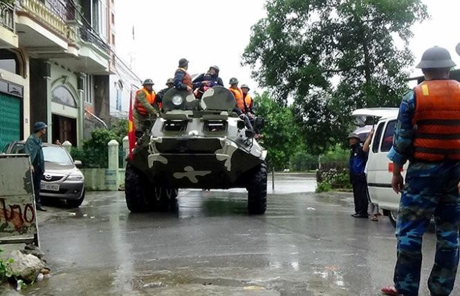 Thêm 3 người chết, mưa lũ vẫn phức tạp ở miền Bắc ảnh 1