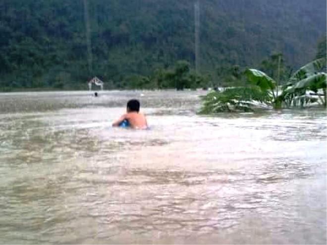 Nước dâng cao, xã đảo ở Hải Phòng biến thành biển hồ ảnh 9