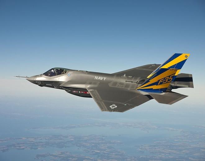 F-35 - siêu tiêm kích đắt nhất thế giới ảnh 5