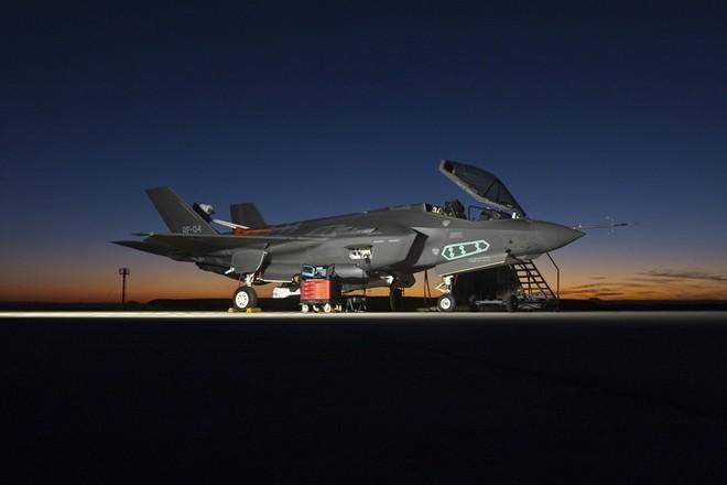 F-35 - siêu tiêm kích đắt nhất thế giới ảnh 3