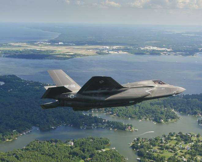 F-35 - siêu tiêm kích đắt nhất thế giới ảnh 4