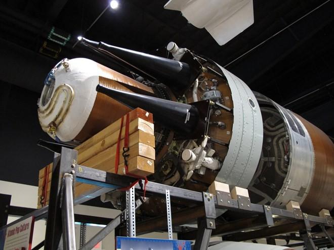 Ưu thế công nghệ và sức mạnh hủy diệt của tàu ngầm hạt nhân Ohio ảnh 4