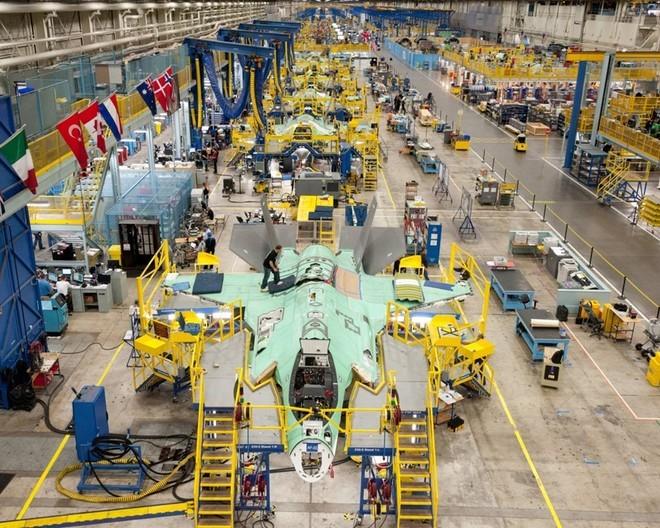 F-35 - siêu tiêm kích đắt nhất thế giới ảnh 1