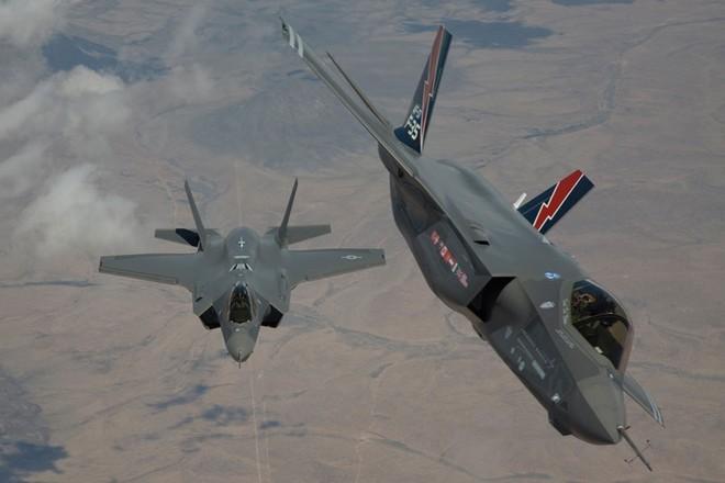 F-35 - siêu tiêm kích đắt nhất thế giới ảnh 7