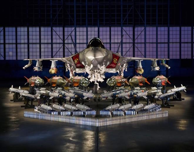 F-35 - siêu tiêm kích đắt nhất thế giới ảnh 6