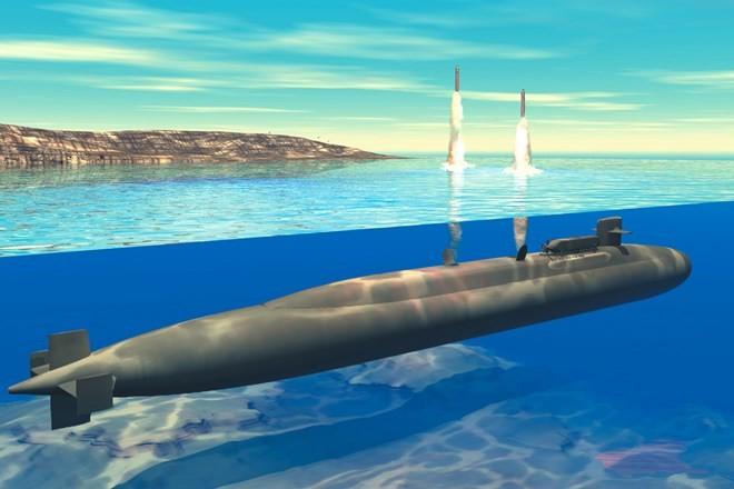 """Khám phá bí mật tàu ngầm hạt nhân chiến lược Mỹ lớp """"Ohio"""" ảnh 1"""
