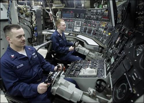 """Khám phá bí mật tàu ngầm hạt nhân chiến lược Mỹ lớp """"Ohio"""" ảnh 4"""