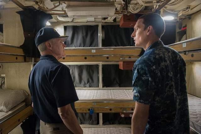 """Khám phá bí mật tàu ngầm hạt nhân chiến lược Mỹ lớp """"Ohio"""" ảnh 5"""