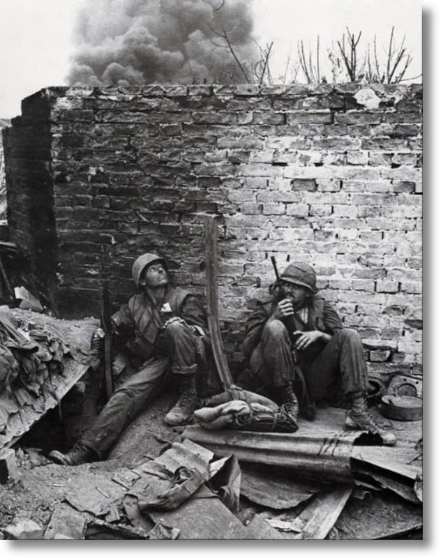 Khe Sanh - địa ngục của lính thủy đánh bộ Mỹ ảnh 4