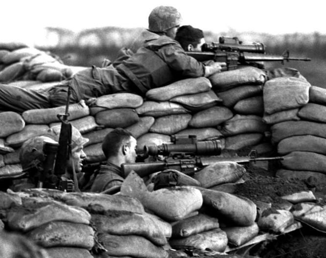 Khe Sanh - địa ngục của lính thủy đánh bộ Mỹ ảnh 5