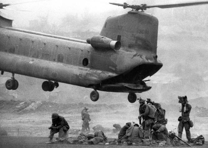 Khe Sanh - địa ngục của lính thủy đánh bộ Mỹ ảnh 6