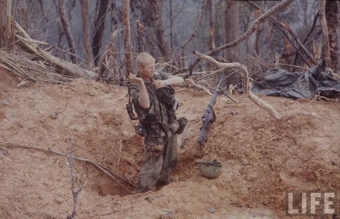 Khe Sanh - địa ngục của lính thủy đánh bộ Mỹ ảnh 10