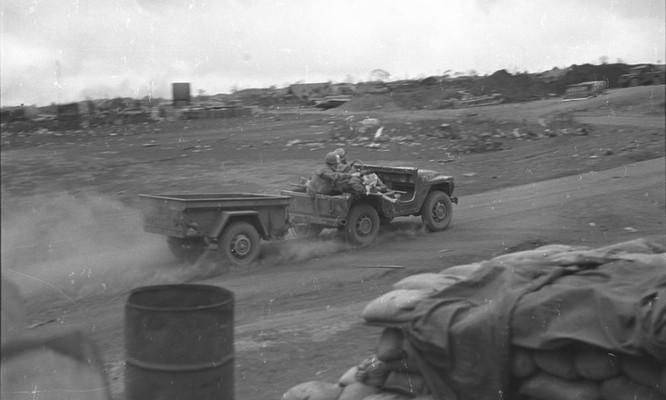 Khe Sanh - địa ngục của lính thủy đánh bộ Mỹ ảnh 28