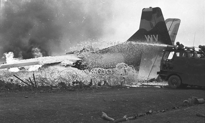 Khe Sanh - địa ngục của lính thủy đánh bộ Mỹ ảnh 31