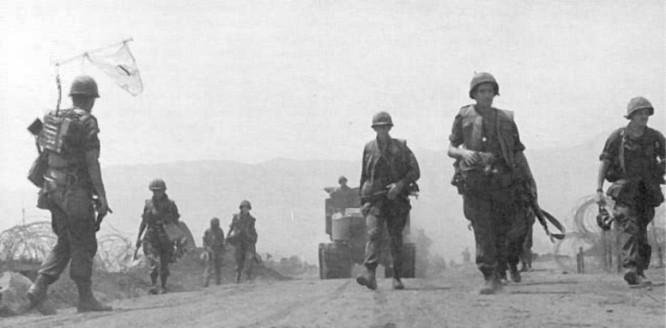 Khe Sanh - địa ngục của lính thủy đánh bộ Mỹ ảnh 40