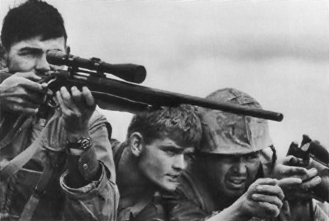 Khe Sanh - địa ngục của lính thủy đánh bộ Mỹ ảnh 43