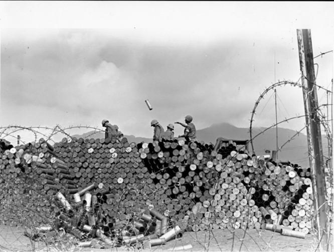 Khe Sanh - địa ngục của lính thủy đánh bộ Mỹ ảnh 44
