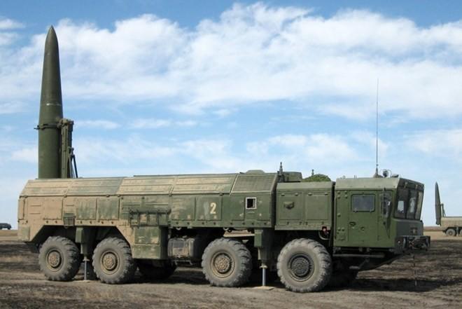 Iskander-M, nỗi kinh hoàng của NATO ảnh 3