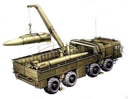 Iskander-M, nỗi kinh hoàng của NATO ảnh 8