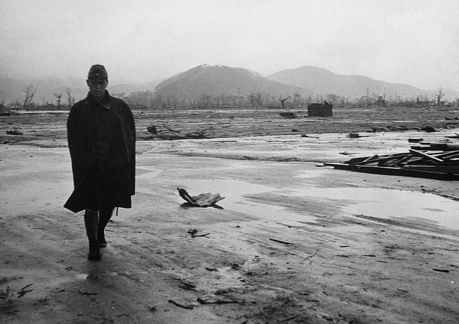 Chùm ảnh độc thảm họa hạt nhân Hirosima 70 năm trước ảnh 10
